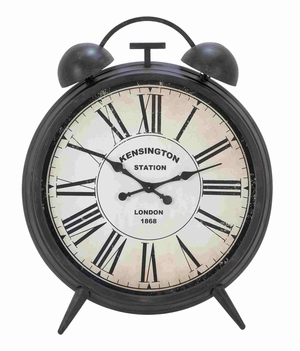 London Visionary Designer Wall Clock Brand Benzara