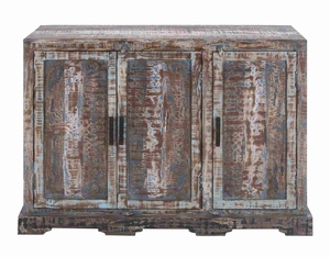 """Long Lasting and Durable 36"""" Wooden Cabinet with Sleek Profile Brand Woodland"""