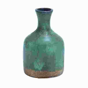 Long Lasting Terracotta Bottle Vase with Distinctive Pattern Brand Woodland