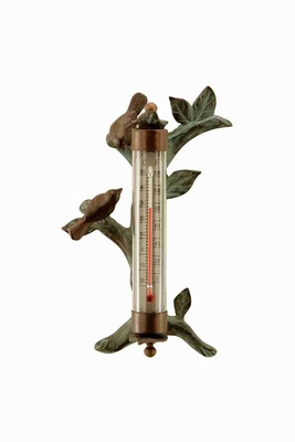 Lovebird Wall Mounted Thermometer Brings Sea Shore Beauty In Home Brand SPI-HOME