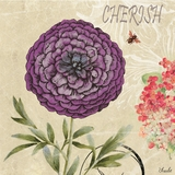 Lovely Styled Cherished Beliefs II Painting by Yosemite Home Decor