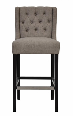 Lovely Wooden Durable Piece of Hallandale Bar Stool