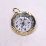 Luxury Compass - Explorer Pocket Compass In Brass Brand IOTC