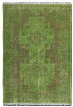 Lydian 8' Hand Knotted Wool Rug with Weathered Brown Details Brand Uttermost