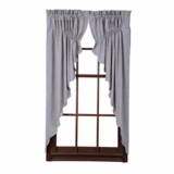 Maddox Prairie Curtain Set of 2 63x36x18