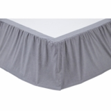Maddox Queen Bed Skirt 60x80x16