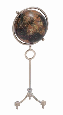 Madrid Gorgeous Globe On Stand Creation Brand Benzara