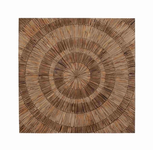 Magnificent and Tantric Wooden Wall Art Brand Benzara
