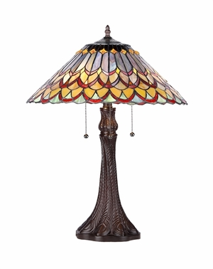 Magnificent Contemporary Styled Table Lamp by Chloe Lighting