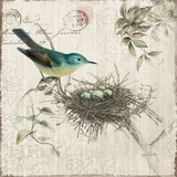 Magnificent Nesting I Adorable Painting by Yosemite Home Decor