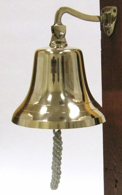 Malta Ship Bell, Aesthetic And Creative Nautical Home Decor Brand IOTC