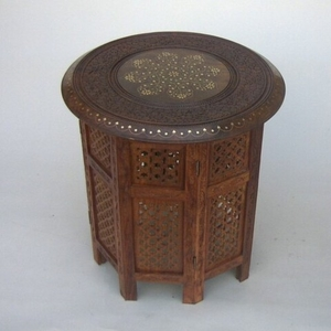 Manchester Octagonal Table, Robust Decorative Home Decor Brand IOTC