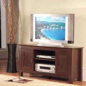 4D Concepts Manhattan's Contemporary Styled Deluxe TV Stand by 4D Concepts