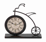 Manhattan?s Exclusive Metal Desk Clock Brand Benzara