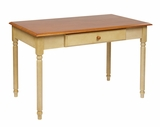 Manhattans Attractive Styled Must home Accessory Desk by Office Star