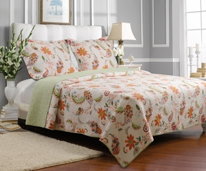 Marquis Collection Barcelona Multi Color King Sham by Greenland Home Fashions