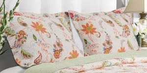 Marquis Collection Barcelona Multi Color Standard Sham by Greenland Home Fashions