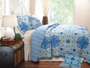 Marquis Collection Esprit Capri Color Standard Sham by Greenland Home Fashions
