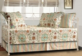 Marquis Collection Esprit Spice Color Daybed Daybed Set, 5-Piece by Greenland Home Fashions