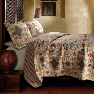 Marquis Collection Esprit Spice Color King Sham by Greenland Home Fashions