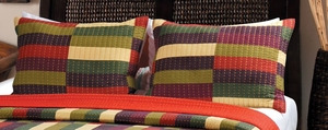 Marquis Collection Jubilee Multi Color King Sham by Greenland Home Fashions