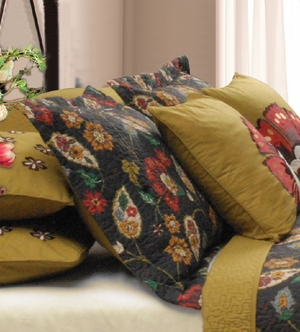 Marquis Collection Moraga Multi Color Standard Sham by Greenland Home Fashions