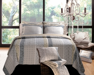 Marquis Collection Soho Multi Color Standard Sham by Greenland Home Fashions