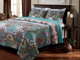 Marquis Nirvana Duvet Quilt Set in Multi-color