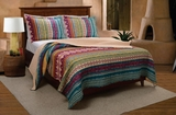 Marquis Southwest Quilt Set in Multi-color