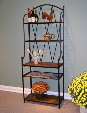 Marvelous Piece of Metal Rack by 4D Concepts