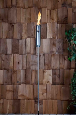 Massa Torch, Sparkling And Sleek Remarkable Lighting Utility by Well Travel Living