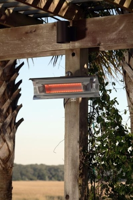 Matera Wall Mounted Infrared Patio Heater, Appealing And Strong Unit by Well Travel Living