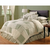 Meadowsedge King Bed Skirt 78x80x16