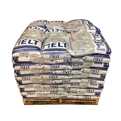 Buy Melt 25 Lb Calcium Chloride Crystals Ice Melter