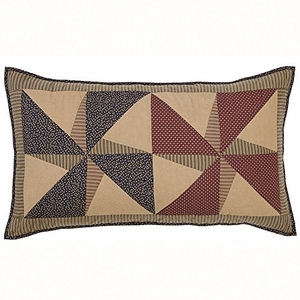 Memorably Perfect Providence Luxury Sham by VHC Brands