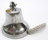 Mesmerizing Customary Styled Aluminum Fire Bell by IOTC