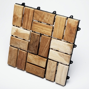 Mesmerizing Le click Flex Box of 10 Tiles Natural by Infinita