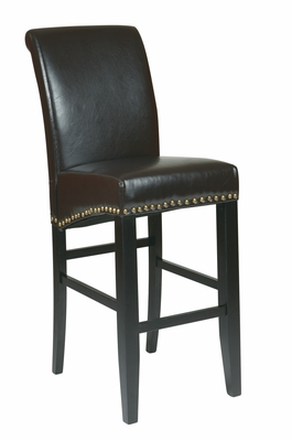 Mesmerizing Must Home Accessory Parsons Barstool by Office Star
