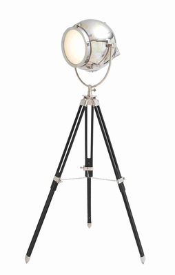 Messina Luminous Spot Light With Stand Brand Benzara