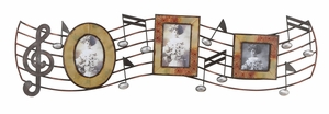 Metal Photo Frame with Intricate Detailing and Modern Design Brand Woodland