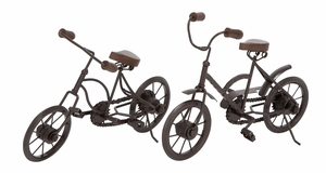 Metal Racing Cycles 2 Assorted Ready To Ride Like Statue Of Cycles Brand Woodland