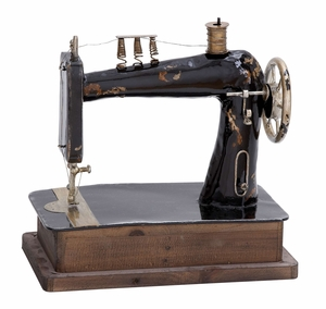 Metal Sewing Machine Get It For Home Lobby Decor Upgrade Brand Woodland