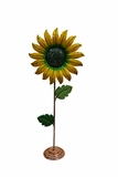 Metal Sunflower Garden Decor - Medium by Alpine Corp