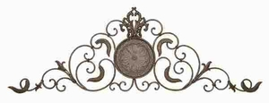 Metal Wall Decor Crafted with Unique Imperial Detailing Brand Woodland