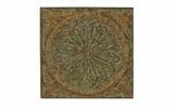 Metal Wall Plaque Square With Mughal Period Royal Look Brand Woodland