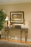 "Metalworks Console Table 60""W by Butler Specialty"