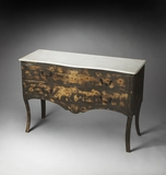 "Middleton Iron & Marble Sideboard 53""W by Butler Specialty"
