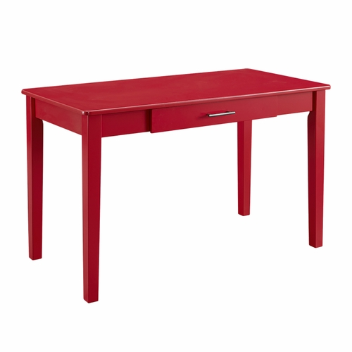 Buy Midtown Writing Desk Red at wildorchidquilts