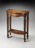 Miraculous Cheshire Dark Toffee Console Table by Butler Specialty