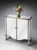 "Mirror Door Chest 38""W by Butler Specialty"
